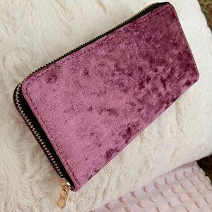 Mauve Wallet